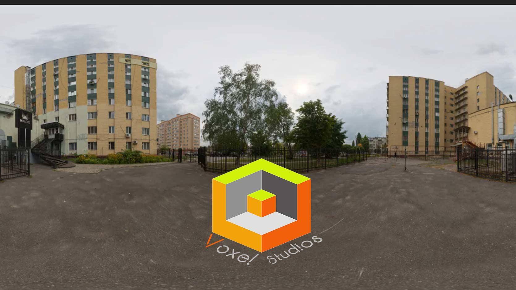 دانلود HDRI شهری