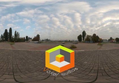دانلود HDRI روز ابری